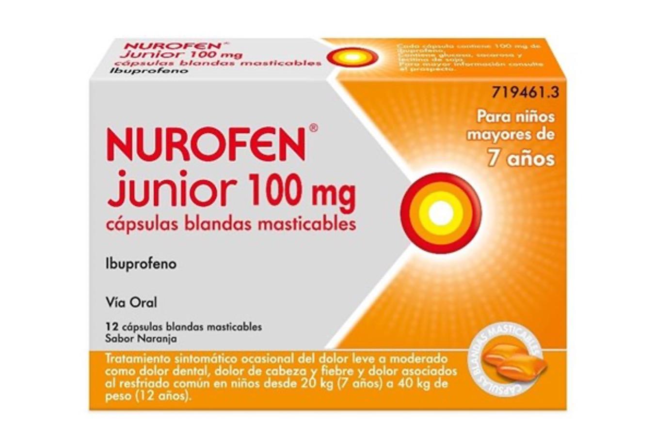 Nurofen Junior 7